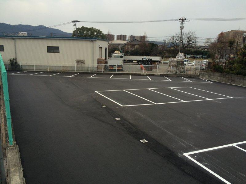 Y様駐車場整備工事