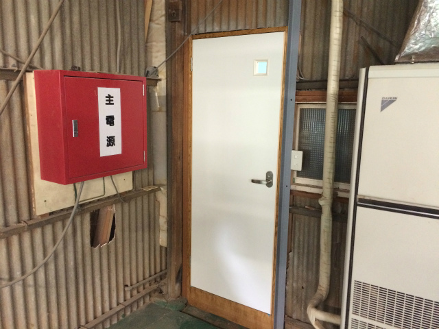 H工場トイレ改修工事