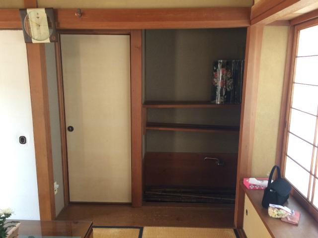 M邸和室改修工事