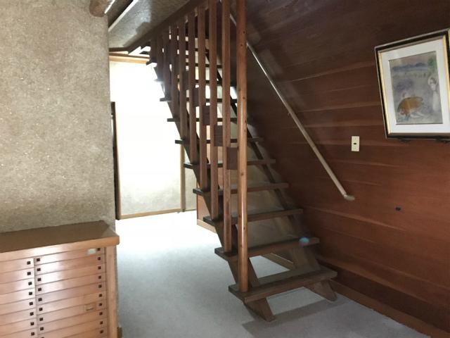 N邸玄関・階段改修工事