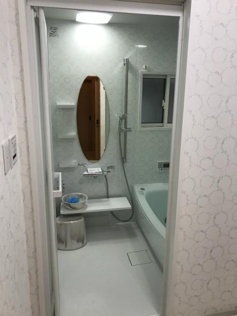 N邸浴室・洗面所改修工事